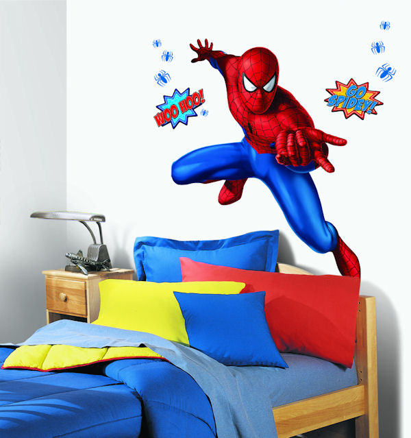 sc 1 st  Wall Sticker Outlet & Spider Sense Spiderman Giant Decal