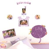 Tinker Bell Fairies Photo Frame Decor Kit