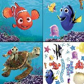 Finding Nemo Self Stick Decorating Kit