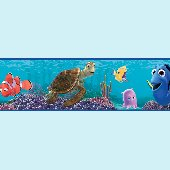 Finding Nemo Self Stick 5-Inch Wall Border