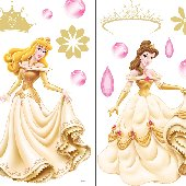 Disney Enchanted Princess Room Appliques