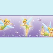 Tinker Bell Prepasted Wall Border