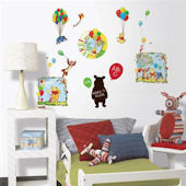 Winnie the Pooh Bother Free Day Deco Kit SALE