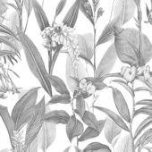 Graham and Brown Botanical Shadow Wallpaper