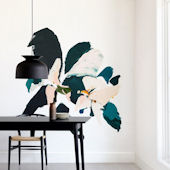 Minted Botanical Series Repositionable Wall Mural