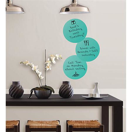 wall pops calypso dry erase dot stickers dry erase black calendar wall sticker hobbycraft