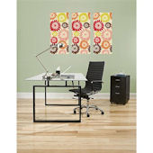 Wall Pops Carnivale Wall Art Sticker Kit