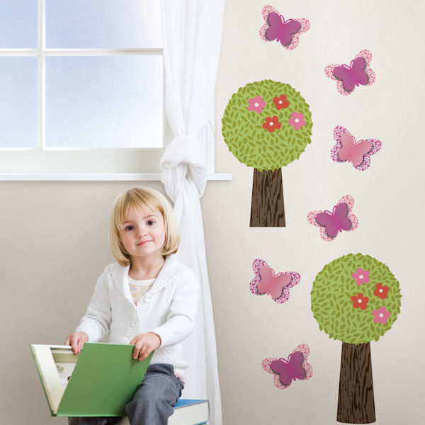 Dilly Dally Peel and Stick Wall Blox - Wall Sticker Outlet