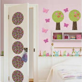 Dilly Dally Complete Room Decal Package