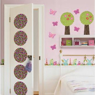 Dilly Dally Complete Room Decal Package - Wall Sticker Outlet