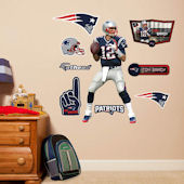 Fathead Jr New England Patriots Tom Brady