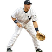 Fathead Jr NY Yankees Mark Teixeira