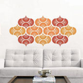 Jonathan Adler Geo Scales Decal Kit
