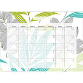Habitat  Monthly Calender Wall Sticker