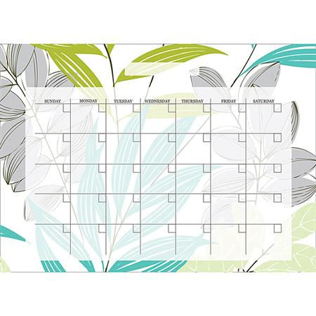 Habitat  Monthly Calender Wall Sticker - Wall Sticker Outlet