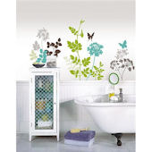 Wall Pops Habitat Wall Art Sticker Kit