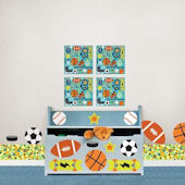 Junior Varsity Sports Complete Room Package