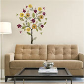 Twiggy Wall Art Sticker Kit