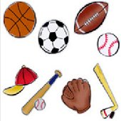 Lets Play Ball Appliques