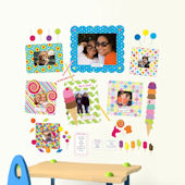 Butch and Harold Sweet Frames Wall Stickers