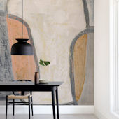 Minted Calm Distress Repositionable Wall Mural