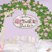 Custom Rose Arbor Create A Wall Mural