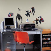 Captain America 2 Wall Decals