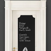Chalkboard Deco Peel and Stick Wall Panel