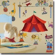 Circus Wall Decor