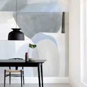 Minted Construct Repositionable Wall Mural