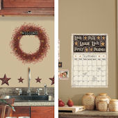 Country Theme Decal Room Package #1