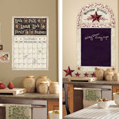 Country Theme Decal Room Package #7