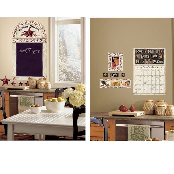 Country Theme Decal Room Package #7 - Wall Sticker Outlet