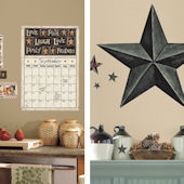 Country Theme Decal Room Package #8