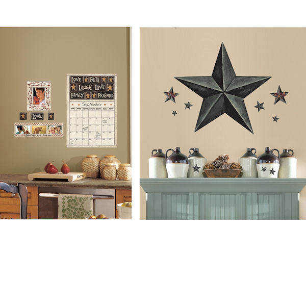 Country Theme Decal Room Package #8 - Wall Sticker Outlet