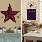 Country Theme Decal Room Package #2