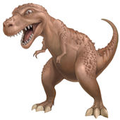 T Rex Giant Wall Decal