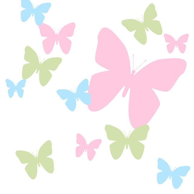 pics photos butterflies wall decal wall sticker 126 best images about kids room on pinterest butterfly