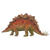Stegosaurus Dinosaur Peel and Stick Mural 3 Sizes
