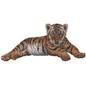 Tiger Cub Peel and Stick Wall Sticker