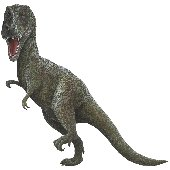 T Rex Dinosaur Peel and Stick Wall Mural 2 Sizes