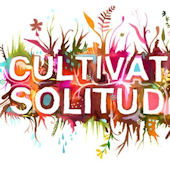 Cultivate Solitude Poster Decal