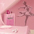 Dancer Ballet Room Theme