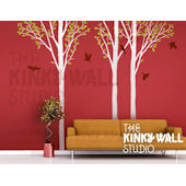 Cinnamon Tree Garden Peel and Stick Mural