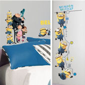 Despicable Me 2 Decal Room Package #2