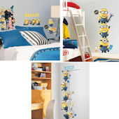 Despicable Me 2 Complete Room Package