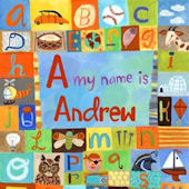 My Name Is BOY Wall Canvas Art
