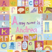 My Name Is GIRL Wall Canvas Art