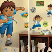 Diego Decal Room Package