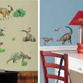 Dinosaurs Decal Room Package #4